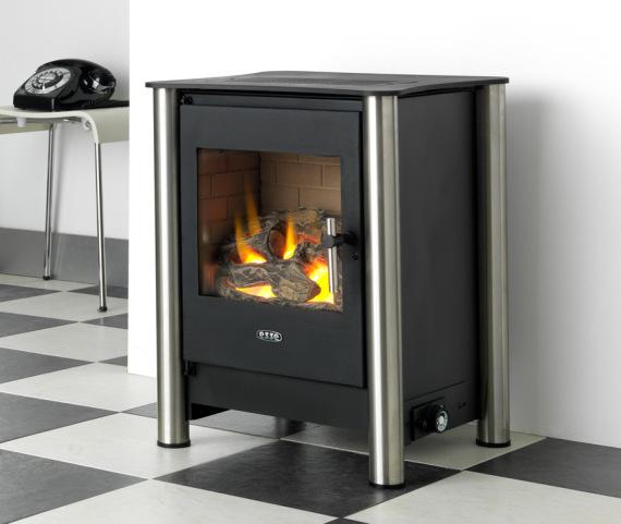 modern gas stoves. ESSE FG525. The FG525 Flueless Gas Stove Modern Stoves